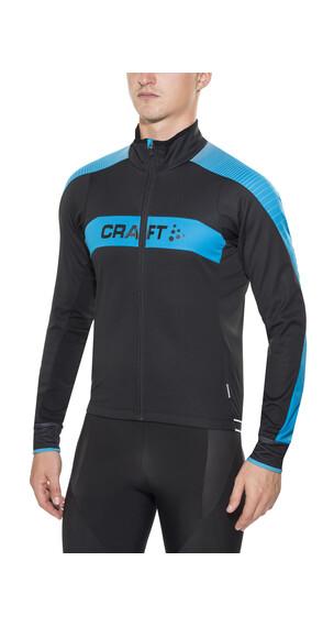 Craft Gran Fondo Cykeljacka blå/svart